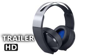 PS4 Platinum Wireless Headset Trailer