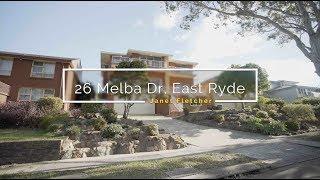 26 Melba Dr, East Ryde - Fredlein Films