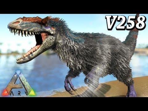 👀 ARK YUTYRANNUS HOW TO TAME, BIG ROAR TEST & MORE!! Ark Survival Evolved Update 258