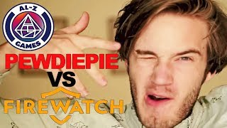 GameБазар - PewDiePie против FireWatch и YouTube (Скандал в игровом мире)