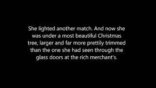 マッチ売りの少女 (The Little Match Girl) - English Shadowing.