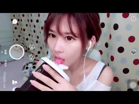 ASMR Chinese ★ [菇菇#3] Ear Licking 舔耳 辦卡福利!