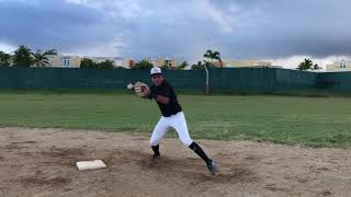 Ryan Alicea - Baseball Recruiting Video