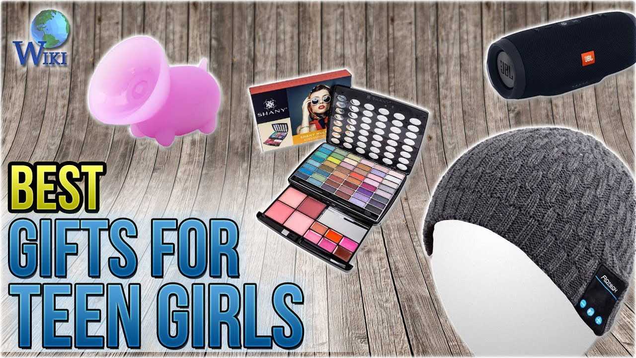 10 best gifts for teen girls 2018