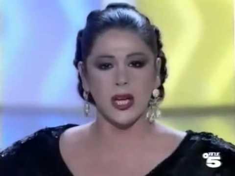 ISABEL PANTOJA - Cinco farolas
