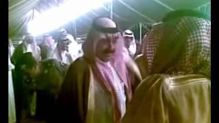 أستقبال الشيخ/ ناصر السلات للأمير/ فيصل بن سعود أل سعود