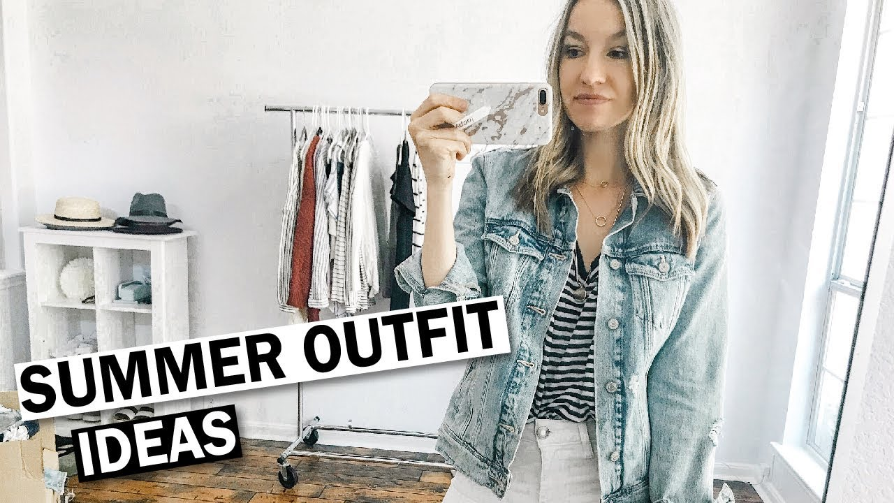 f69fd7aeb Summer Outfit Inspiration  How To Wear A Denim Jacket