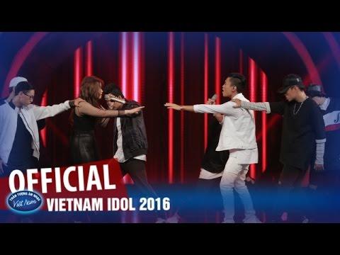 VIETNAM IDOL 2016 - GALA 8 - CHƠI VƠI - VIỆT THẮNG FT THẢO NHI