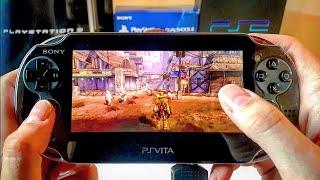 Oddworld Stanger's Wrath Gameplay - PS Vita 2019