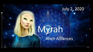 Pleiadean Contacts - July 2 2020 - Allien Alliances and Groups (Good and Bad)