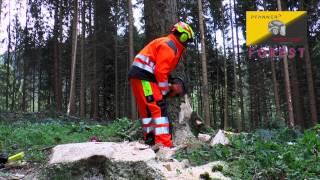 Protos Integral und Pfanner Forstbekleidung