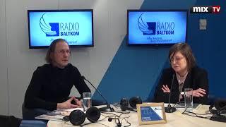 """Фотохудожник Владимир Светлов и Анна Волкова в программе """"Культпросвет"""" #MIXTV"""