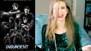 INSURGENT TRAILER TALK Thumbnail