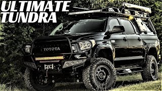 ULTIMATE TOYOTA TUNDRA BY KEVIN COSTNER ! SEMA 2018