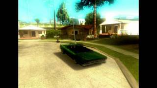 GTA San Andreas LowRider Original Song!