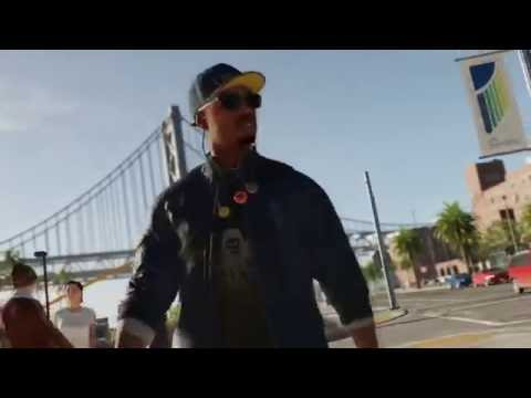 Hacker next-gen - WATCH DOGS 2 - AMV - California Dreaming (feat. Paul Rey)