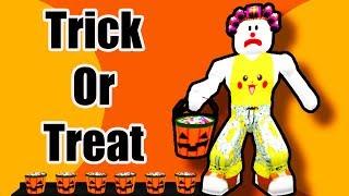 Tricked Myself?! • Roblox: Bloxburg • Halloween