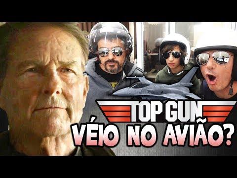 🎬-véio-no-avião-do-top-gun-2-maverick---irmãos-piologo-filmes