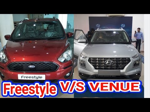 FORD FREESTYLE V/S HYUNDAI VENUE FULL REVIEW WHO IS MUCH BETTER KNOW ALL ABOUT