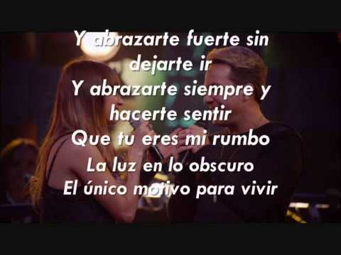 Cristian Castro ft.HaAsh-Te amare mas alla-Letra