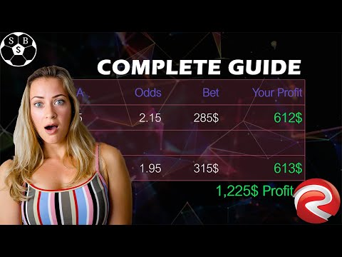 Complete Guide in Arbitrage Sports Betting