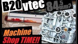 B20 Vtec 84 or 84.5mm?