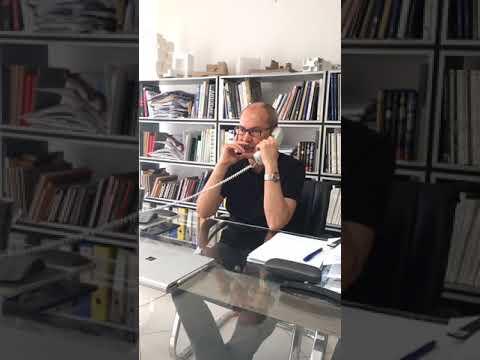 Interview with Iranian Architect Reza Daneshmir