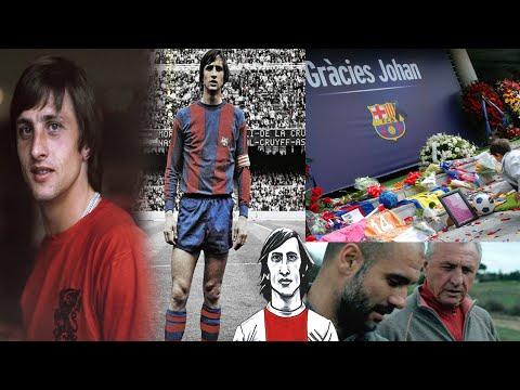 ESPECIAL: RIP Johan Cruyff, mito del FC Barcelona