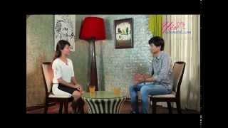 Sáng lập YeuVanMinh chia sẻ trên VTV2 về tăng khả năng yêu