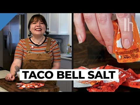 How to Use Leftover Taco Bell Hot Sauce Packets | Fast Food Dupes with Claire