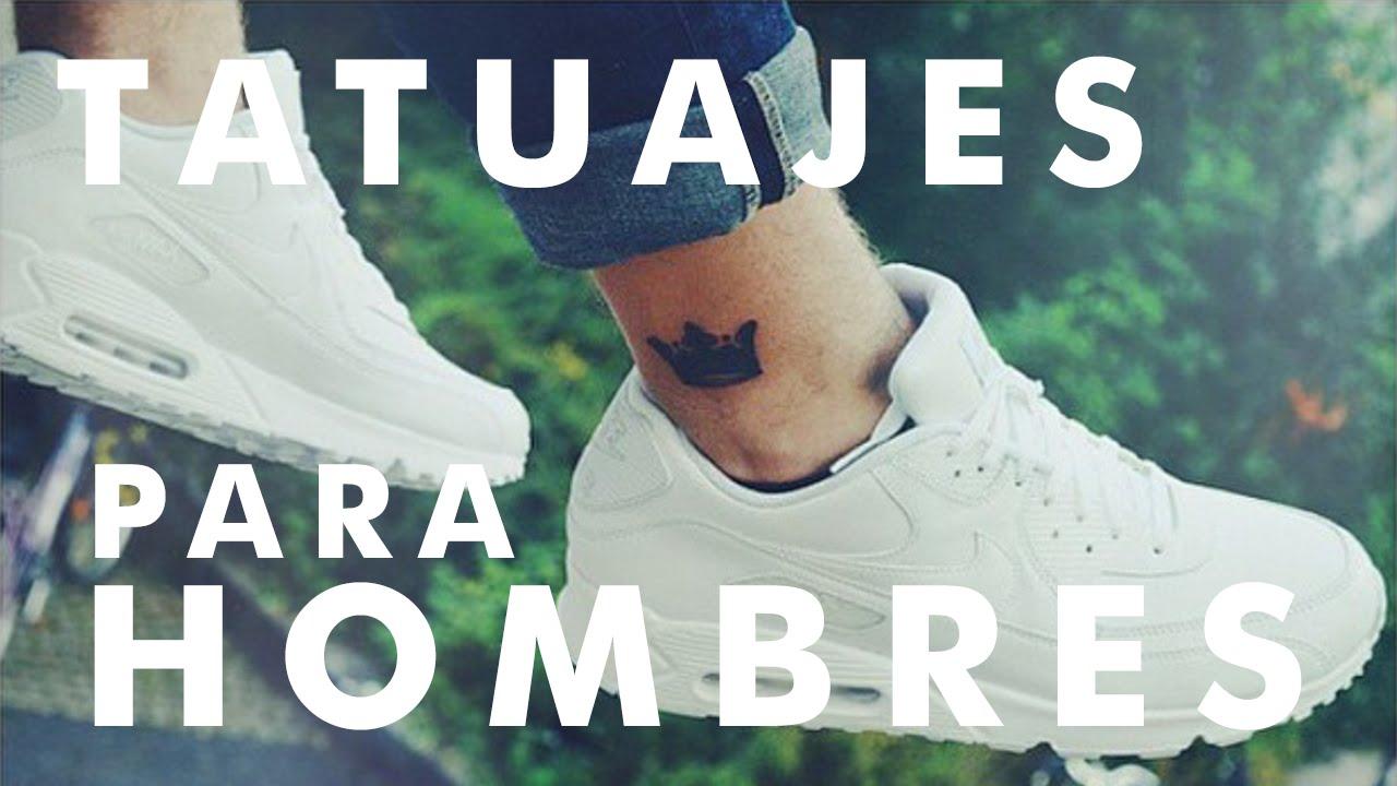 Tatuajes Para Hombres Youtube