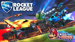 Rocket League is My Favorite Multiplayer Game of this Generation   Review