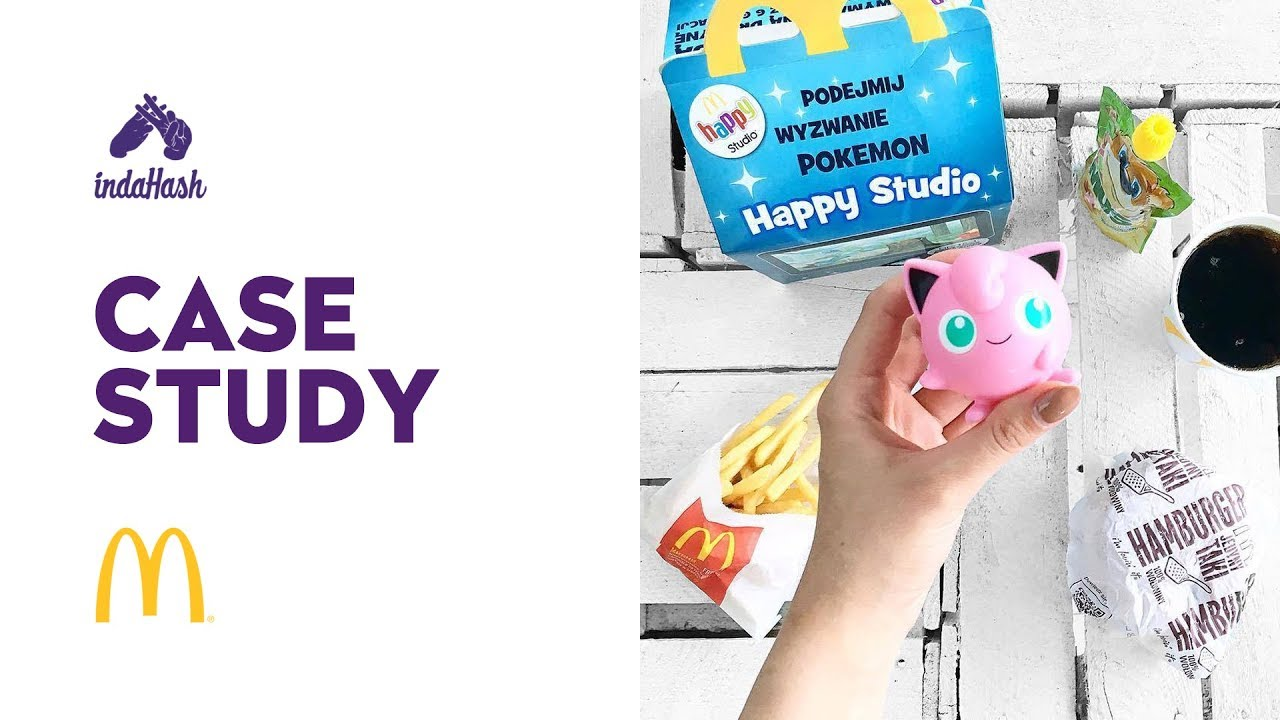mcdonald case study marketing Mcdonald's case study company overview mcdonald's corporation is the world's largest chain of fast-food restaurants, primarily selling hamburgers, chicken, french fries, breakfasts and soft drinks.