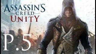 Assassin's Creed Unity 100% Walkthrough Part 5