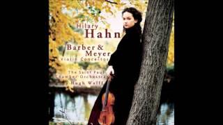 Barber: Violin Concerto, Opus 14 - III. Presto