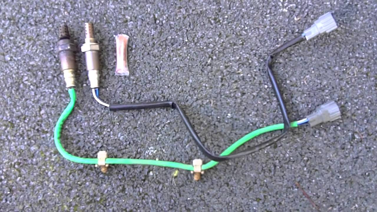 How To Replace A Downstream Oxygen Sensor O2 Sensor