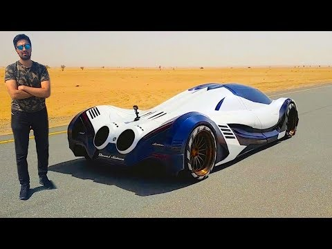 CRAZY FIRST RACE 5,000 HP DEVEL SIXTEEN ** INSANE **