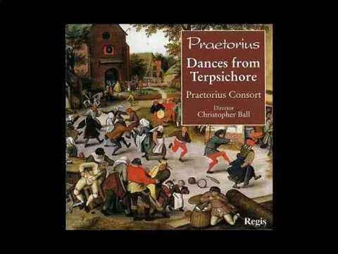 Praetorius/Dances from Terpsichore