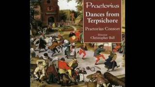 Praetorius/Dances from Terpsichore