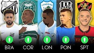 Seleção serie b 2019
