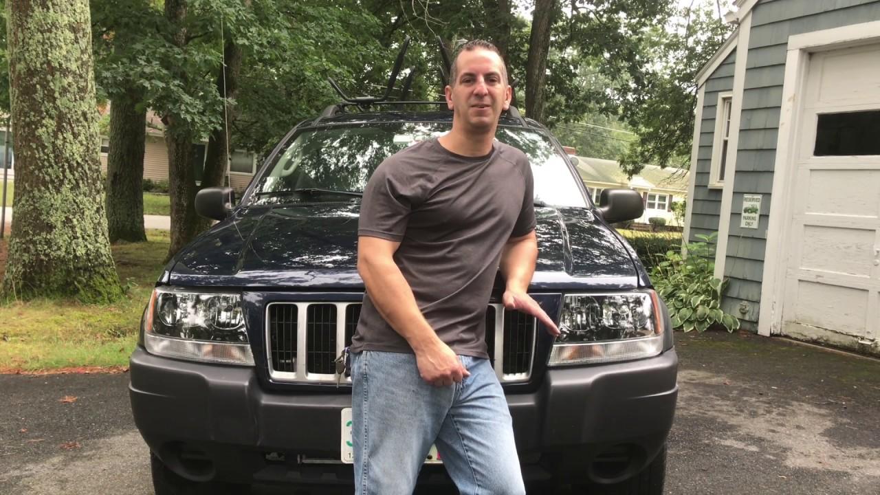 Jeep Grand Cherokee WJ WG Version Feu Arrière Queue Lumière 99-04