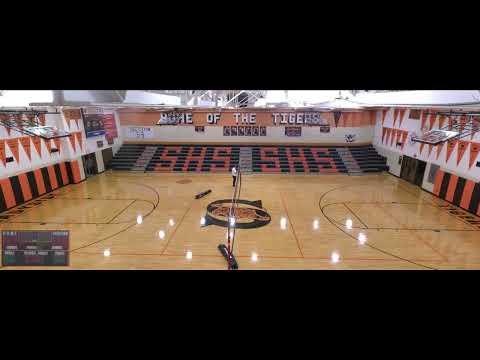 Shadyside vs. Tuslaw High School Varsity Womens' Volleyball