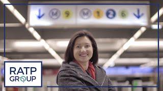 Métiers RATP : Carmen, ingénieur Télécoms, en charge des moyens audiovisuels des lignes automatiques