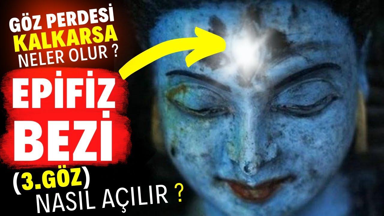 Download Epifiz bezi nasıl açılır ? - Göz perdesi açık olan insanlar - 3.Göz (Kalp gözü) - Dmt (Ruh molekülü)