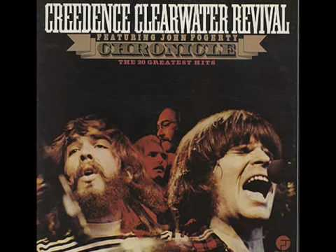 Creedence Clearwater Revival: Lookin Out My Backdoor [Lyrics]