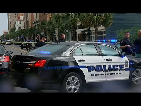 SC Hostage Situation Over; Gunman Wounded