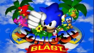 Saturn Longplay [031] Sonic 3D Blast