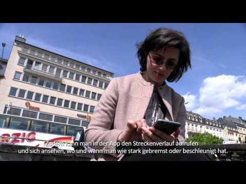 Science-based Start-Ups in Luxembourg: Motion S - Smartphone-based Telematics Solutions