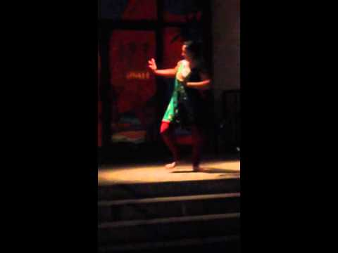 Indian Dance at Honolulu Museum of Art