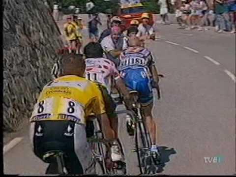 TOUR DE FRANCE 1997 ALPE D HUEZ